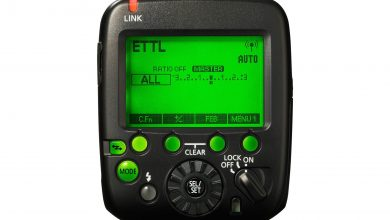 """صورة """"كانون"""" تعلن عن إطلاق النسخة الثانية من جهاز Speedlite Transmitter الشهير ST-E3-RT"""